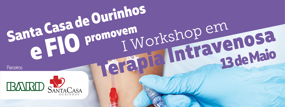 I Workshop de Terapia Intravenosa