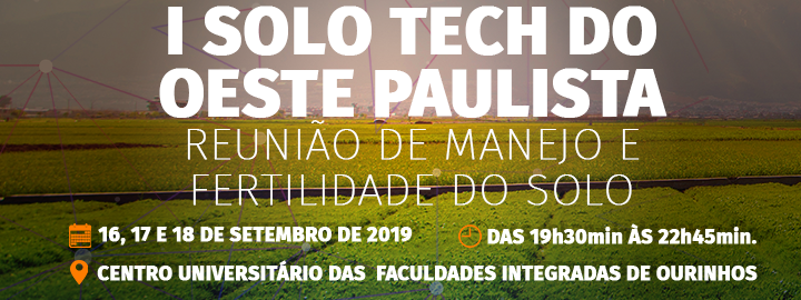 I Solo Tech do Oeste Paulista